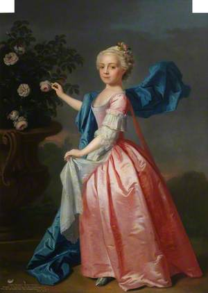 Agnes Murray Kynynmond, Daughter of Hugh Dalrymple Murray Kynynmond, Wife of the Right Honourable Sir Gilbert Elliot of Minto, Bt, MP