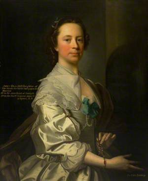 Janet, Daughter of the Honourable Sir David Dalrymple, Bt