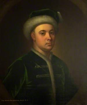 Sir James Dalrymple, Bt, MP