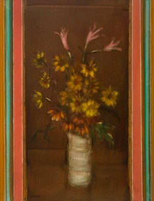 Flowers in a Niche