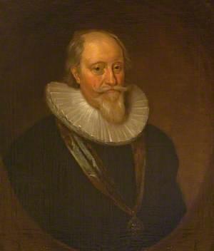John Erskine (d.1634), 2nd Earl of Mar