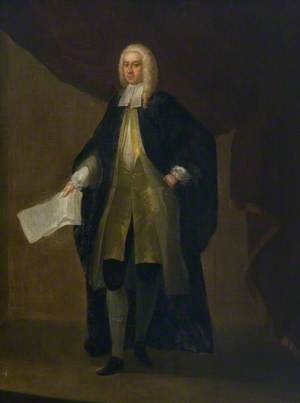 Mr Snell, in the Character of a Lawyer