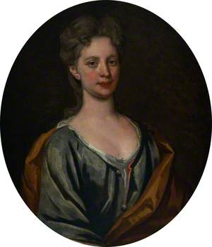 Magdalene, Daughter of John Riddell of the Haining, and Wife of David Erskine, Lord Dun