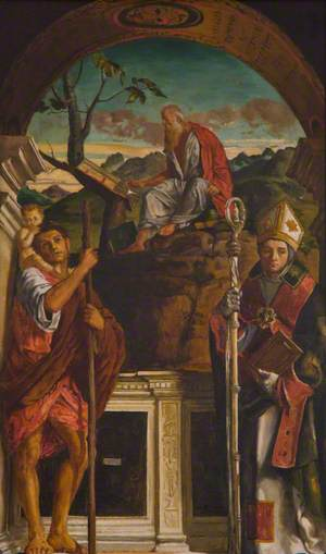 San Giovanni Crisogono Altarpiece