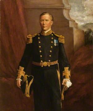 Admiral R. MacAlpine