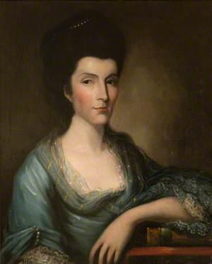 Harriot Steuart of Auchlunchart, Wife of John Leith