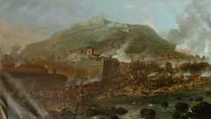 The Storming of San Sebastian