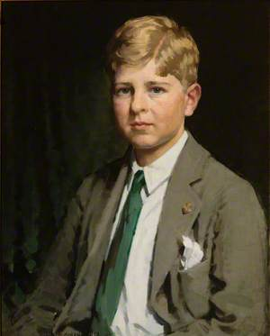 Charles O'Neill Leith-Hay of Rannes, Aged 14