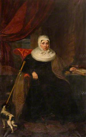 The Honourable Mrs Gordon of Fyvie