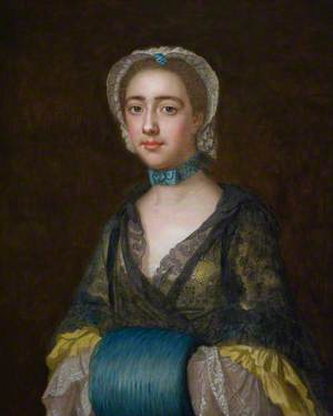 The Honourable Mrs Young, Daughter of the 1st Lord Holland