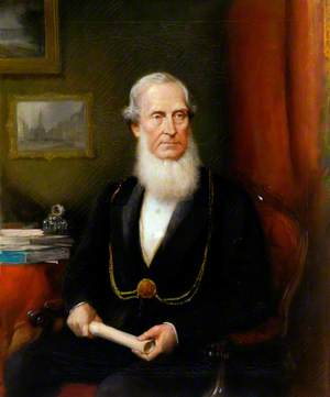 James Purves, Mayor of Berwick-upon-Tweed (1866, 1872 & 1874)