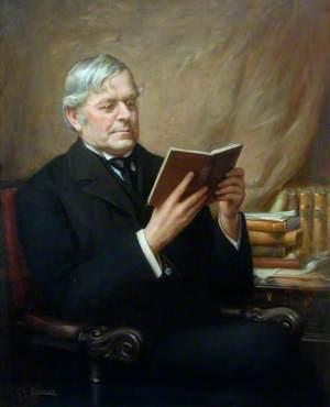Sir Augustine Birrell (1850–1933)
