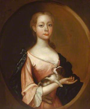 Eleanor Orde, Wife of J. Grieve