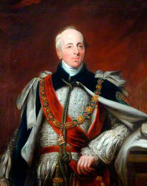 Sir George Howard (1773–1848), 6th Earl of Carlisle, MP