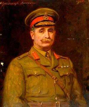 Brigadier General T. C. L. Herbert Armstrong (1856–1940), CBE