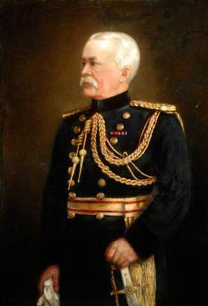Major General Robert Auld (1848–1911)