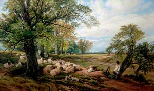 Pastoral Scene, Early Summer
