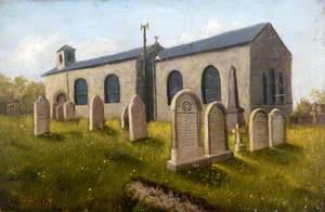 Monk Hesleden Church, County Durham