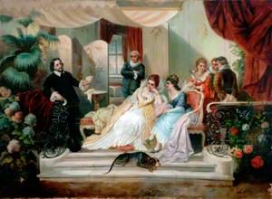Shakespearian Elizabeth