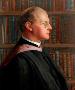 Reverend Canon MacDonald, MA