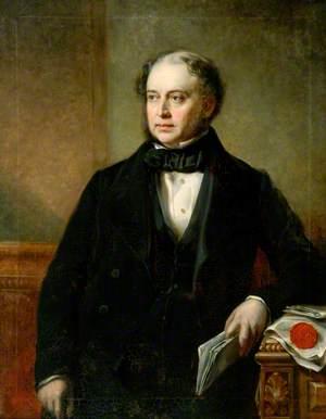 Thomas Robson, Mayor of Hartlepool (1855–1857)