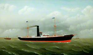 SS 'Roanore'