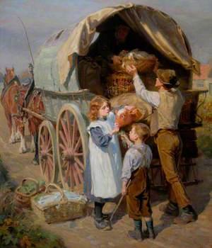 The Market Wagon