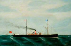 SS 'Oakdale'