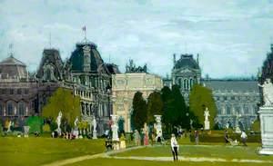 Les Tuileries, Paris, France
