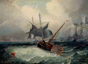 Storm at Sea*