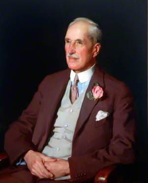 Lieutenant Colonel W. Thomlinson (1854–1943), DL, JP