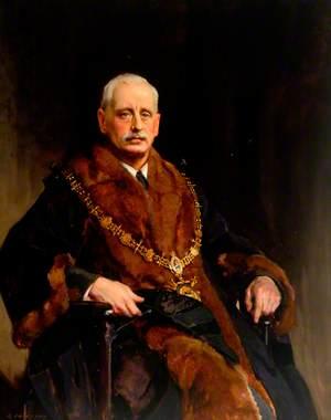 Councillor W. Edgar, JP