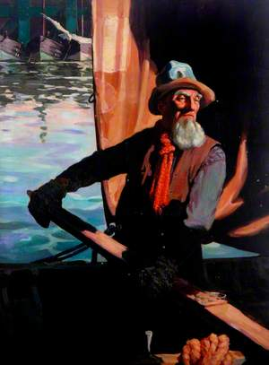 Thomas Hood, a Hartlepool Fisherman