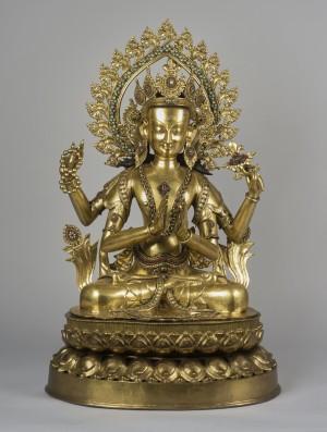 Avalokitesvara (Chaturbhuja)