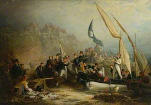 The Cullercoats Party