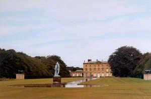 Blagdon Hall, Northumberland