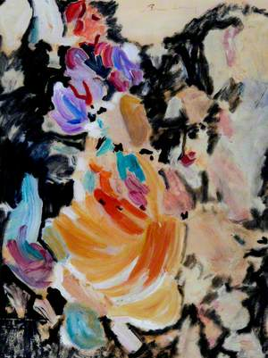 Study for a Painting (Compositional Study)