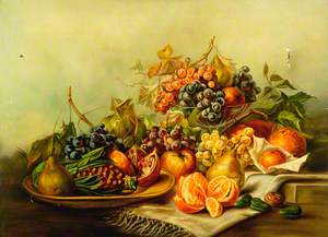 Still Life with Fruit*