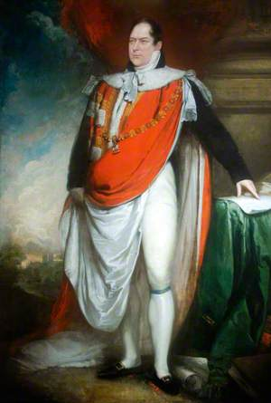 HRH Augustus Frederick (1773–1843), Duke of Sussex