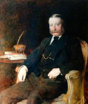 Sir Lindsay Wood (1834–1920), Bt