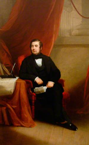 Henry William Ferdinand Bolckow, First Mayor of Middlesbrough