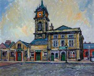 Old Town Hall, Middlesbrough