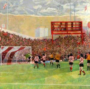 Roker Park, Sunderland, Tyne and Wear
