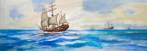 A Sailing Ship*