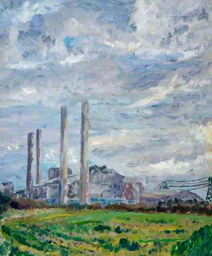 Blyth Power Station, Northumberland