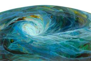 Study for 'Memory of Water I' No. 1