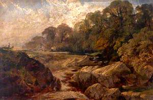 Landscape with a River*