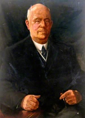 Councillor W. Blakey, Chairman of the Council (1920)