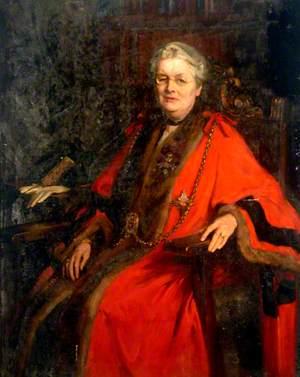 Dame Annie Maud Burnett (1863–1950), Politician
