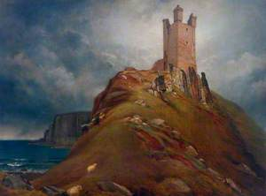 The Lilburn Tower, Dunstanburgh, Northumberland